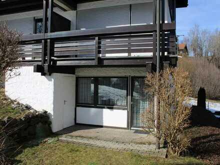 2-Zi.-Ferienwohnung in Oberstaufen-Steibis