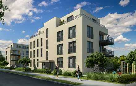 WE 5: Charmante 4-Zimmer Wohnung im 2. OG mit Gartenblick und Balkon