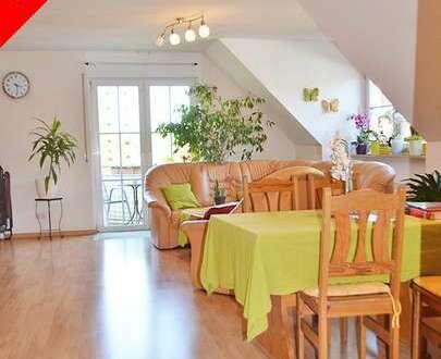 Maisonette-Wohnung mit zusätzlicher Nutzfläche