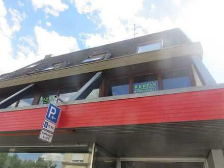Erstbezug nach Sanierung mit Balkon: schöne 2-Zimmer-Erdgeschosswohnung in Riedlingen