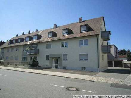 Schöne, helle 3-Zimmer-Wohnung mit Garage am vorderen Hammerweg