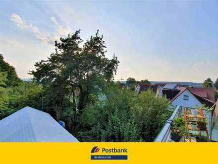 Wunderschöne 3 - Zimmer Dachgeschoss Wohnung in ruhiger Lage in Aalen
