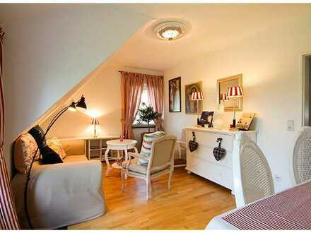 Wohntraum in Wiesbaden-Igstadt mit Blick auf die goldene Kuppel des Nerobergs