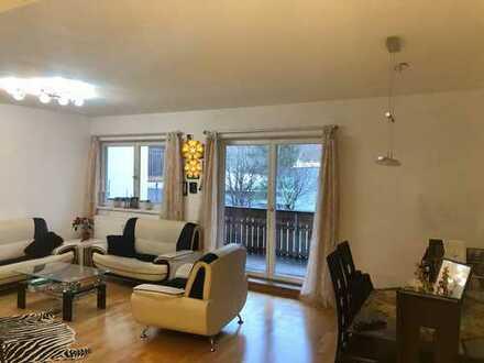 Gepflegte 3-Zimmer-Wohnung mit Balkon im Herzen von Füssen