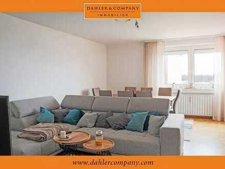 Perfekt modernisierte 3-Zimmer-Wohnung in Alt Wolfsburg