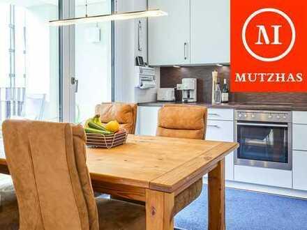 MUTZHAS - Lichtdurchflutete 4-Zimmer-Wohnung in Moosach