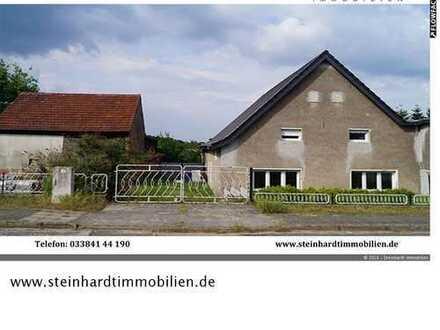 Bauernhof/teilsaniert/ dörfliche Ortslage