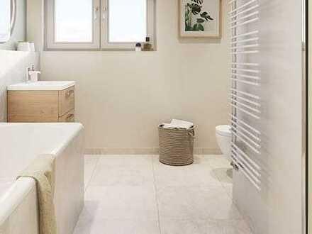 Grün und zentral: Modernes 2,5-Zimmer-Apartment mit hochwertiger Ausstattung und Loggia