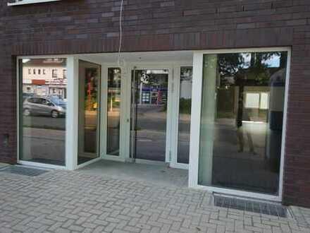 Erstbezug-Neubau! Ladenfläche inkl. Lager an Hauptstraße! Innenstadt.