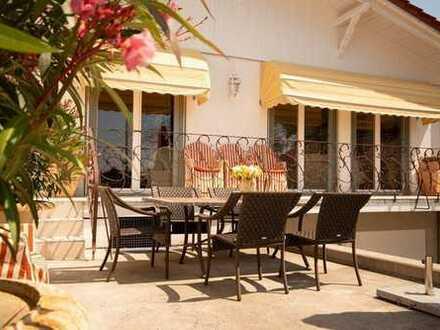 Kernsanierte, luxuriöse Villa mit einem atemberaubenden Ausblick!