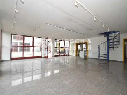 Wertige Laden- und Bürofläche im Zentrum,  sofort frei,   Deining