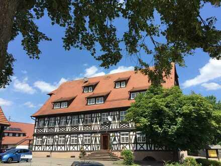 2-Zimmer-Wohnung in historischem Gebäude im Herzen Steinachs