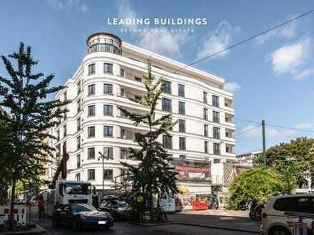 *ONE PLACE TO BE* - Exklusive Neubauwohnung mit Blick über die Stadt - Nähe Königsallee