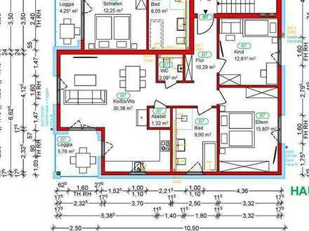 3 Zimmer Wohnung zum 01.08. - Traumwohnung sucht Erstmieter