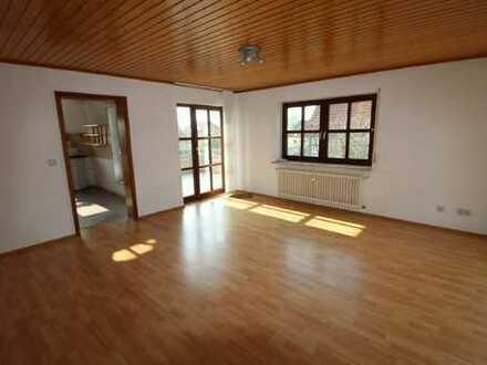 Schlichte aber feine Zwei-Zimmerwohnung in Welzheim