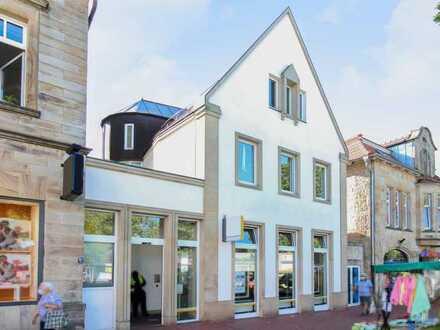 Sichere Wertanlage: Voll vermietetes Geschäftshaus in Bestlage von Ibbenbüren