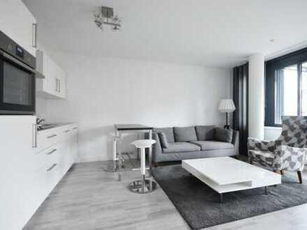Vollmöbelierte stilvolle Wohnung in Bestlage!