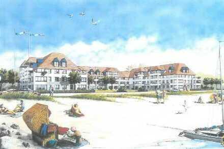 Eckernförde - Sandkrug: 3 Zimmer Eigentumswohnung mit Ostseeblick