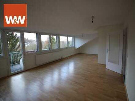 Tolle, gut geschnittene 3- Zimmerwohnung im schönen Mülheim - Saarn mit Ausblick ins Grüne