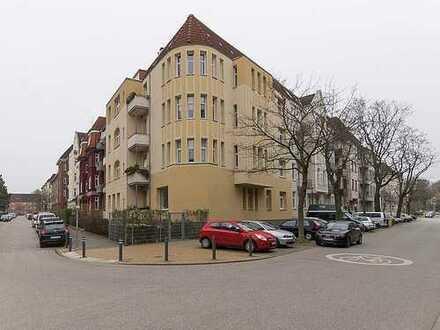 Charmante Altbauwohnung Nähe Blücherplatz im Erdgeschoß