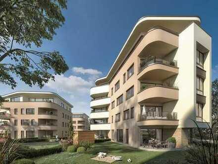 Elegante 3-Zimmer-Wohnung mit Tageslichtbad und charmanter Loggia in begehrter Lage