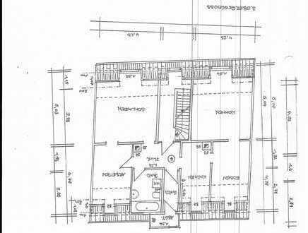 Ansprechende 3,5-Zimmer-Dachgeschosswohnung mit EBK in Baden-Baden