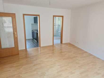 Stilvolle, geräumige 1-Zimmer-Wohnung mit Balkon und EBK in Fürth