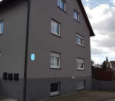 Gepflegte 5-Raum-EG-Wohnung mit Balkon und Terasse in Eggenstein-Leopoldshafen