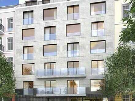 """Nur noch eine Gewerbeeinheit im Neubauprojekt """"Greifhaus""""- mit eigener ebenerdiger Garage und Lager"""