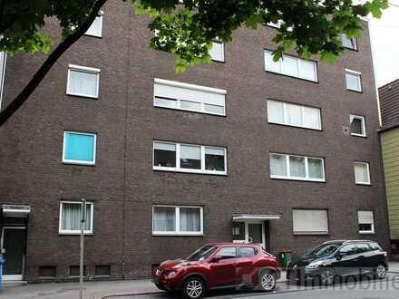sonnenverwöhnte vier Zimmer in zentraler Lage in Sterkrade - teilbar