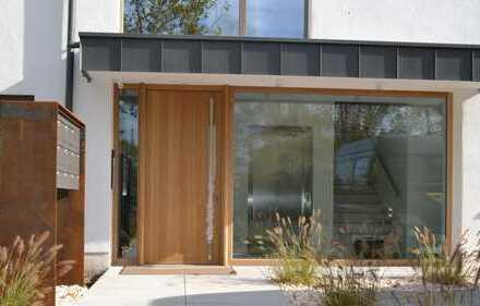 2 Zimmer Neubauwohnung mit Garten & herausragender Ausstattung in zentraler Wohnlage von Zwingenberg