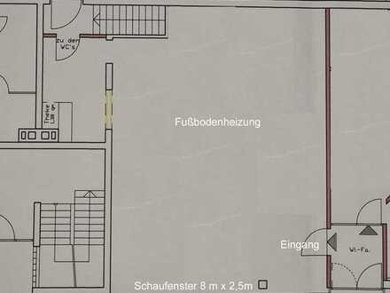 schöne Büro-Praxis-Ladenfläche Top-Lage / Fußbodenheizung