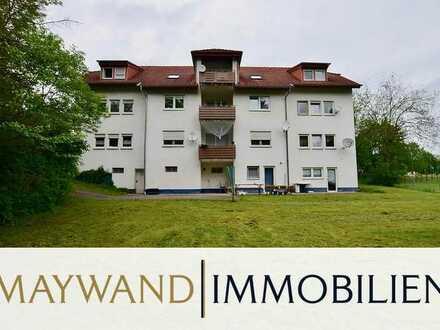 Kapitalanleger aufgepasst: 2-ZKB Wohnung mit Balkon