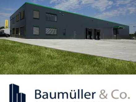 3.000 m² NEUBAU Logistikfläche - kurzfristig -