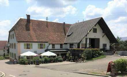 Verwirklichen Sie Ihren Traum Ihres eigenen Gastgewerbes mit großem Grundstück in Laufenburg-Rotzel