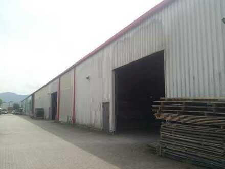 Günstig zu vermieten: Lagerhalle ca. 800 qm in Bühl/Baden