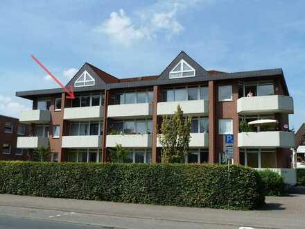 Im Bieterverfahren: Schöne 1 ZKB-Wohnung von Privat für Anleger, mit Blick in die Graft