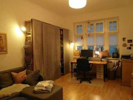 Bild_Attraktive 2-Zimmer-EG-Wohnung mit Balkon und EBK in Brandenburg, für Pärchen, Singles und WG