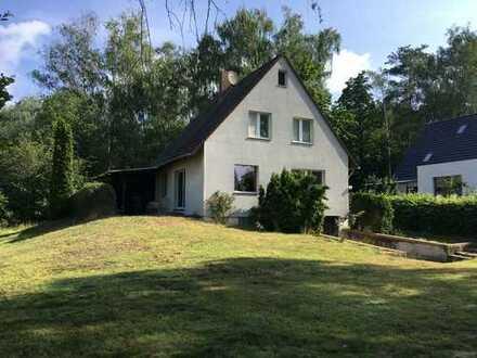 Seltenes Angebot. Einfamilienhaus auf wunderschönem Grundstück in der Blumensiedlung, BS-Querum