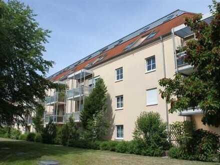 EIGENNUTZ ODER KAPITALANLAGE! Schicke 2-Zimmerwohnung in gefragter Dresdner Stadtlage!