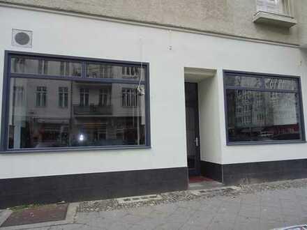 Sanierte Bürofläche im beliebten bayrischen Viertel