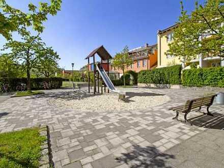 ERBBAURECHT! Geschmackvolle Wohnung mit 3 Zimmern sowie Balkon und Einbauküche in Freimann, München