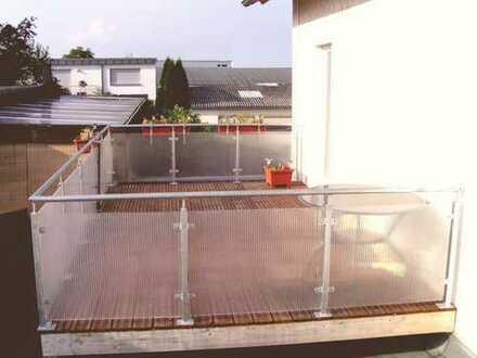 Gepflegte 5-Zimmer-Wohnung mit Balkon in Mannheim Käfertal Süd