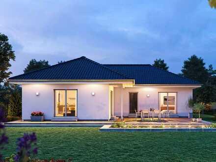 Wohnerlebnis auf nur einer Ebene - Erfüllen Sie sich Ihren Traum vom Eigenheim!