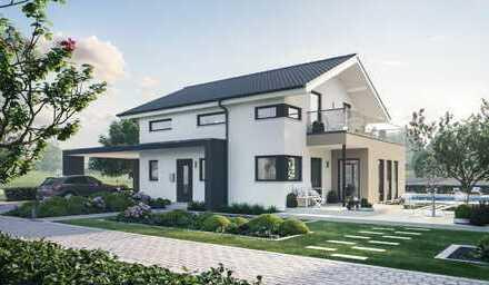 Jetzt aber raus aus der Miete, hier ist ihr neues Traumhaus, inklusive Grundstück