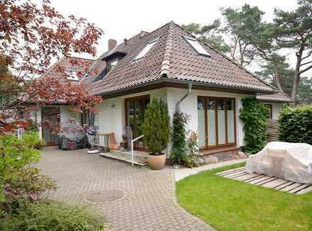 Großzügig geschnittenes Haus direkt am Naturschutzgebiet Neugrabener Heide!