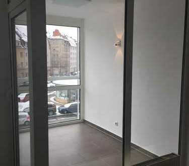 Exklusive, neuwertige 2-Zimmer-Wohnung mit Einbauküche in Nürnberg