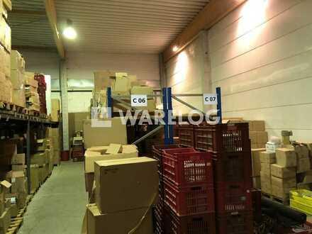 Lager-/Logistikfläche mit guter Anbindung zu vermieten!