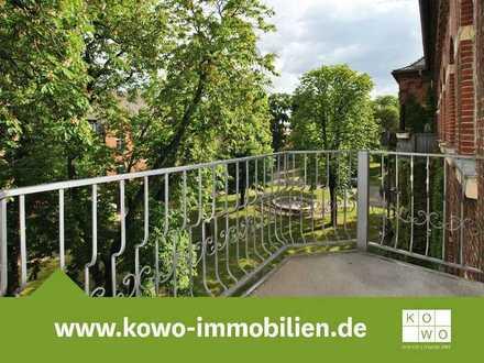 1-Zimmer-Wohnung mit Balkon im König-Georg-Wohnpark Wurzen