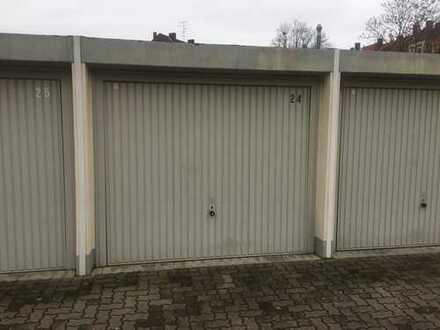 Garagen in Hannover Vahrenwalderstr./ Zufahrt Rotermundstraße